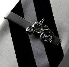 Tractor Tie Clip - Tie Bar - Tie Clasp - Business Gift - Handmade - Gift Box