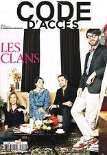 CODE D'ACCES Magazine #10 ARI VERSLUIS; ELLIE UYTTENBROEK; ELIZABETH LERICHE