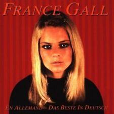 FRANCE GALL - DAS BESTE IN DEUTSCH  CD  20 TRACKS SCHLAGER / POP  NEUF