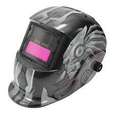 Solar Auto Darkening Welding Helmet TIG MIG Weld Welder Lens Grinding Mask W1 U1
