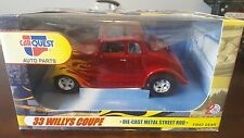 1933 Willys Coupe CarQuest 1/25 Scale Model by 1st Gear 2nd in Series