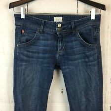 Hudson Womens Signature Bootcut Jeans Size 28  Style# WP170DHK Medium Wash A1