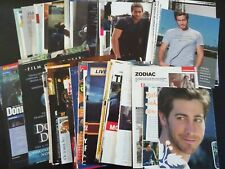 Jake Gyllenhaal  125+  full pages   Clippings