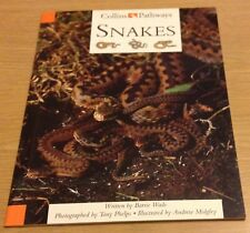 Snakes by Barrie Wade, Hilary Minns, Chris Lutrario (Paperback, 1995)