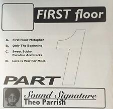 THEO PARRISH - FIRST FLOOR PT.1 (2LP RE-ISSUE)  2 VINYL LP NEU