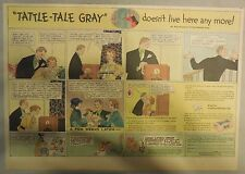 Fels-Naptha Soap Ad: Tattle-Tale Gray from 1930's
