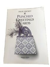 PUNCHED GREETING CARDS