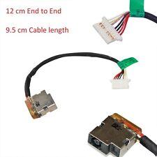 DC Power Jack Cable Port HP 799736-Y57 799736-S57 15-AC163NR 15-AC Original New