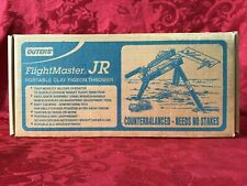 Outers Flightmaster Jr Portable Clay Pigeon Thrower #40240