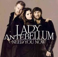 Lady Antebellum - Need You Now /4