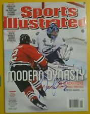 Duncan Keith Chicago Blackhawks Autographed Sports Illustrated Magazine