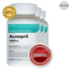 Acnepril - 3pack - Get Rid of Acne - Detox Body and Strengthen Skin