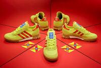 Adidas Originaux Marathon Tr Archives - Jaune & Rouge - 6 - 12 Og Exclusivité