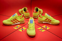 Adidas Originals Marathon TR Archive - Yellow & Red - 6 - 12 OG Exclusive