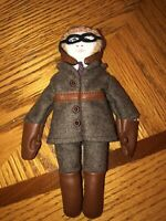American Girl Kit's Amelia Earhart Aviator Doll. EUC Retired