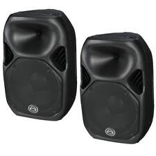 WHARFEDALE PRO TITAN AX 12 ACTIVE BLACK coppia casse diffusori amplificati 600W
