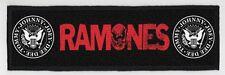 RAMONES SUPERSTRIP PATCH / SPEED-THRASH-BLACK-DEATH METAL