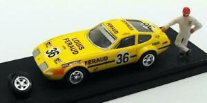 Rio 1/43 Scale Model Car R11/P - Ferrari 365 GTB/4 Daytona LM - #36 Filipinetti