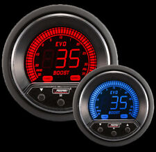 Prosport 52mm Evo Electrical Boost Controller gauge red/blue