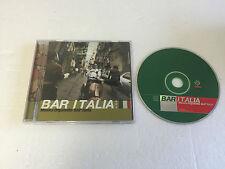 Various Artists Bar Italia CD Bar Italia: Musica Organetto Dall' Italia CD