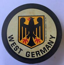 RARE 1984 Canada Cup WEST GERMANY General Tire D47