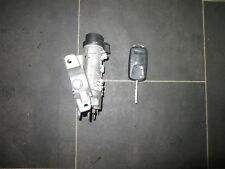 VW PASSAT IGNITION BARREL SWITCH AND KEY MANUAL AND AUTOMATIC 1999-2005 TESTED