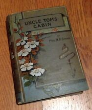 Uncle Tom's Cabin by H.B. Stowe, Anchor Series, Cruikshank Illus. Hutchinson &Co