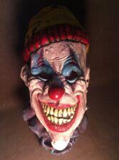 Creepy Killer Clown Halloween Party Scary Mask Costume Horror Overhead Mask