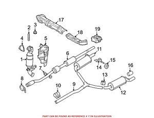 For Mini Genuine Exhaust System Hanger 18302753085