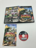 Nintendo GameCube CIB Complete Tested Godzilla: Destroy All Monsters Ships Fast
