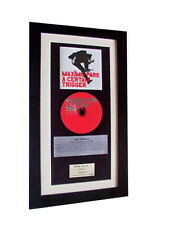 MAXIMO PARK A Certain Trigger CLASSIC CD GALLERY QUALITY FRAMED+FAST GLOBAL SHIP