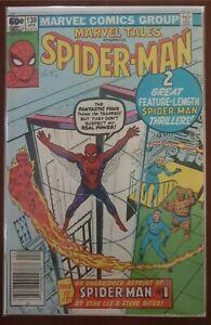 Marvel Comics Group Marvel Tales Starring Spiderman #138 1982