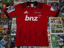 Crusaders Rugby Jersey adidas New Zealand Football Shirt Super Rugby