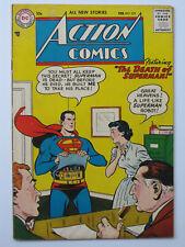 Action Comics (Superman) # 225 us dc 1957 fn/fn -