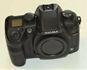 SIGMA SD15 Foveon X3 14.5MP Sensor In Immaculate Cond'n With Box and Accessories
