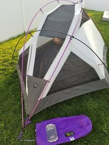 """MOUNTAIN HARDWEAR """"Room for 3"""" (3-Person) TENT (Missing Rainfly) READ!!"""