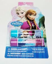 Disney Frozen Lip Balm Raspberry & Blueberry Flavored Nip