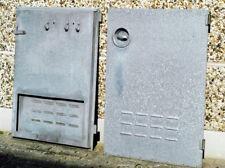 2 Müllschranktüren mit Zarge / Fabrikat LANGER / für 2 x 120l / Guter Zustand
