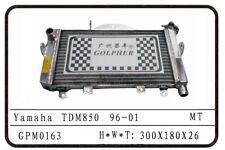 YAMAHA TDM850 TDM 850 96-01 PERFORMANCE RACING RADIATOR