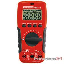 Benning: Digital-Multimeter MM 1-3 +++NEU+++