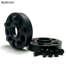 2Pc 30mm Wheel Spacers BMW E36 E46 E90 E91 E92 E93 Adapters 5x120 12x1.5 14x1.25
