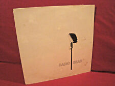 RADIO HEAD VERY RARE SEALED SELF TITLED PRIVATE HITSVILLE WHITE LABEL ROCK LP