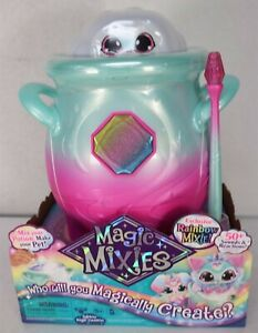 Magic Mixies Magical Misting Cauldron Rainbow Exclusive New In Hand
