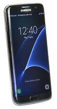 SAMSUNG Galaxy S7 Edge SM-G935F 32GB Smartphone Black Unlocked,Plus 32gb SD Card
