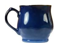 Adderley Ceramics Cobalt Betty Tea Mug Coffee Tableware Collectible England GIFT