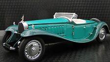 Bugatti 1920s Sport Car 1 Race 12 Vintage 18 Classic 24 Diecast Concept Model
