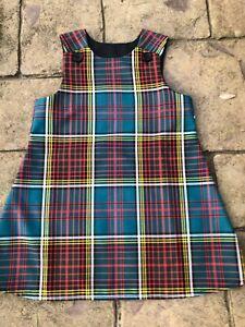 Anderson Tartan Pinafore, Dress, babies, children