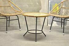 VINTAGE TABLE TRIPODE MODERNISTE DES ANNÈES 50 /60  MIDCENTURY MODERN
