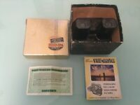 VINTAGE SAWYERS VIEW-MASTER STEREOSCOPE VIEWER PORTLAND OREGON (#2)
