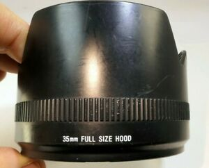 SIGMA lens hood LH 850-03 for 85mm f1.4 EX DG HSM 35mm Full size frame